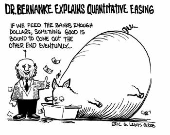 politica monetaria - bernake