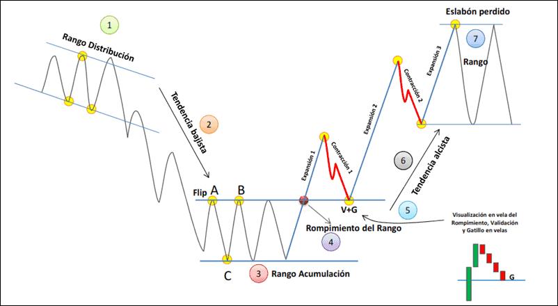 Ciclo del Precio - Detalles - tendenciasFX.com