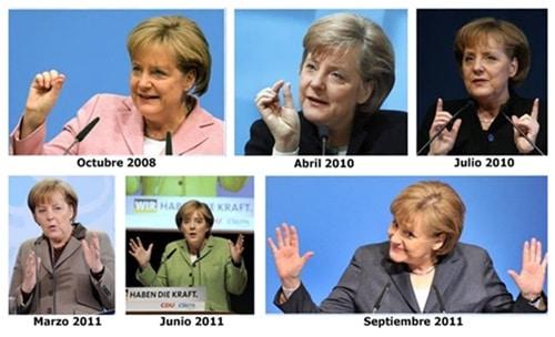 Euro merkel