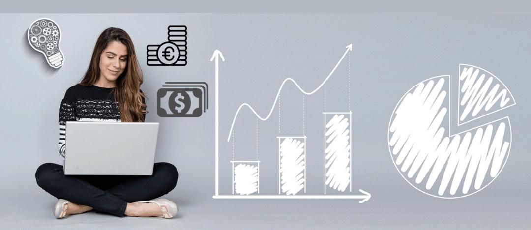 Ideas de negocios para mujeres, mujer de negocios, ideas de negocios online