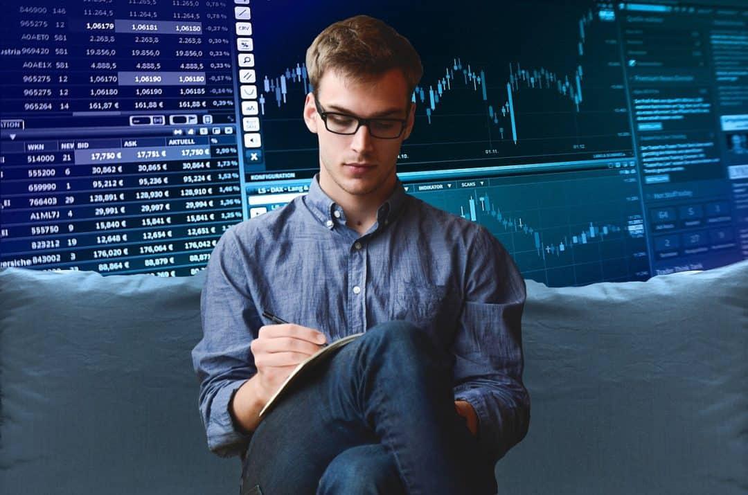 cómo empezar un negocio de divisas, forex, trading