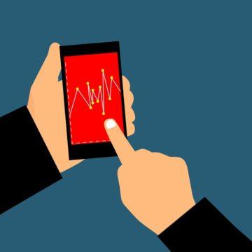 trading, forex, app, contracciones