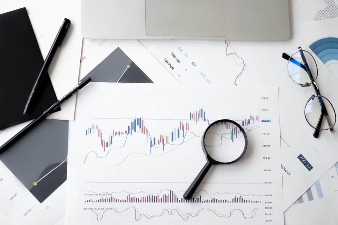 enfoque en el trading